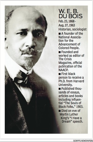 Black Folk, Then and Now: An Essay in the History: W. E. B. Du Bois