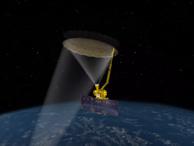 NASA's SMAP Satellite Will Measure Wet Dirt From Space ...