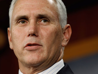 Indiana's Gov. Pence to meet with Donald Trump