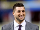 Tim Tebow shows solid power, shaky skills in MLB