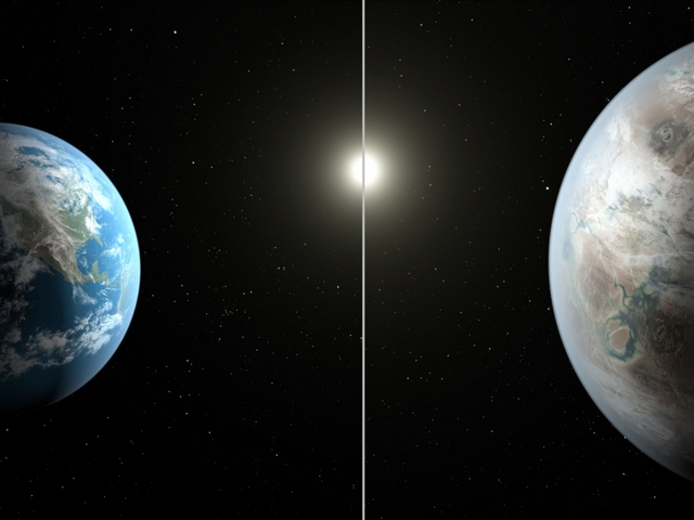 NASA's Kepler Peers Into Space, Uncovers Earth-Like Planet
