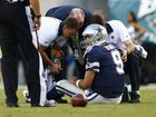 Vegas likes Broncos' odds of landing Romo
