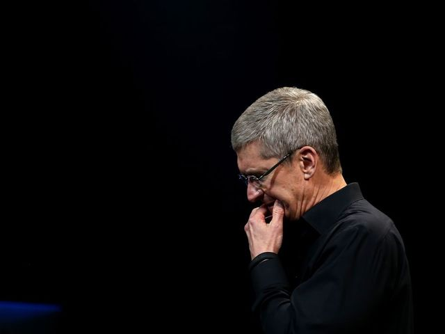 Tim Cook: Barring of Black Teens From Apple Store 'Unacceptable'