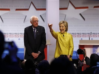 Clinton: Sanders' promise 'cannot be kept'