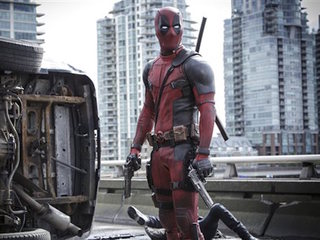 'Deadpool' annihilates 'Fifty Shades' record