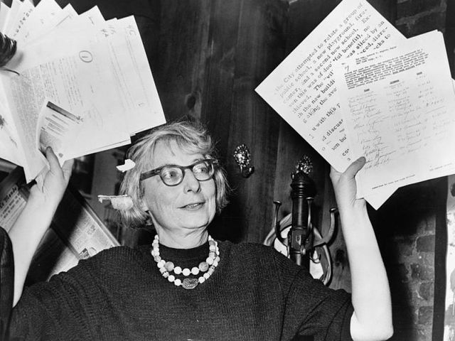 Jane Jacobs Changed How We Build Cities
