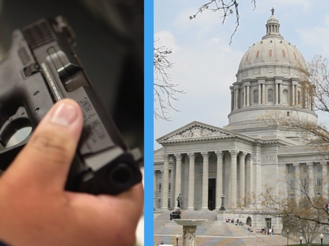 missouri bill to pass allowing gun Missouri house bill 1220: allowing convicted felons weaken missouri's law, and allow a certain felons to own a gun, 55% of likely missouri.