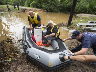 3 still missing after floods in Kansas and Texas