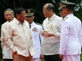 Duterte sworn in as president of Philippines