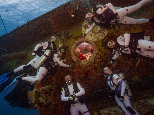 NASA's Training For Deep Space Means Living In The Deep Sea First