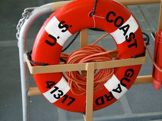 46 abandon ship in Alaska waters, await rescue