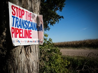 Environmentalists take aim at pipeline project