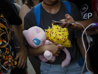 'Pokemon Go' to remove sensitive locations
