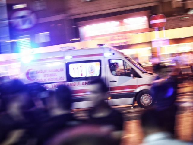Several Killed In Turkey After Suicide Bombing Strikes Wedding Party