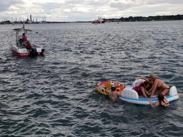 About 1,500 Americans Went On A Float Trip And Ended Up In Canada