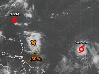 Gaston may be first major hurricane this season