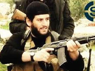 ISIS spokesman killed in Syria