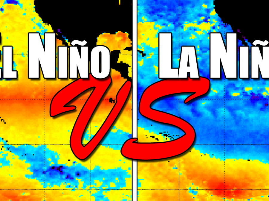 El Niño vs La Niña: What's the difference?