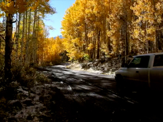VIDEO: Fall and winter in one weekend