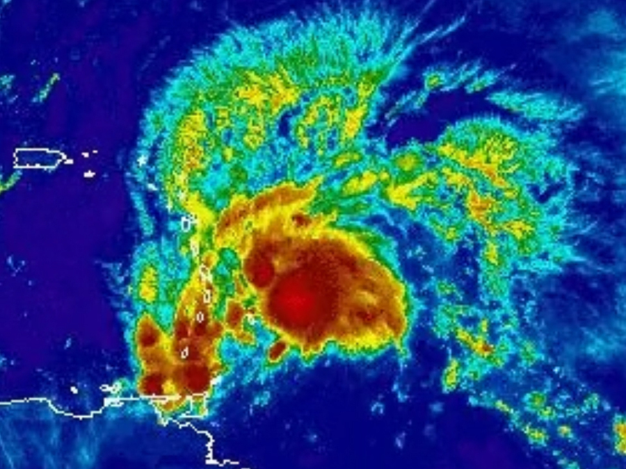 Hurricane Matthew is developing