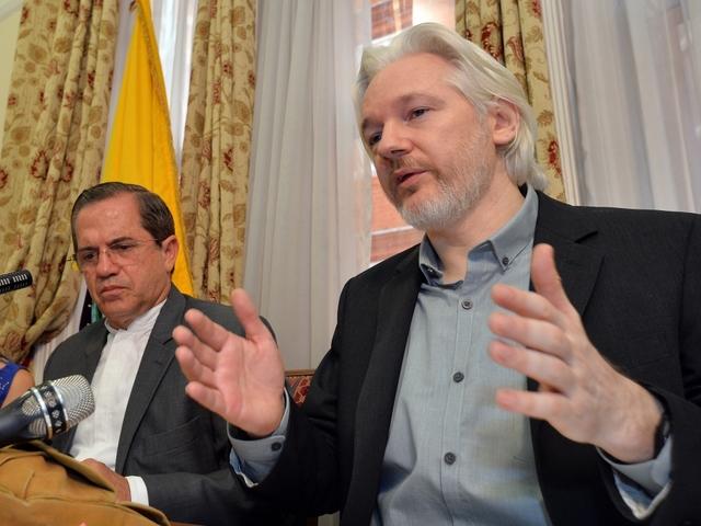 That big wikileaks release is coming if you believe this tweet