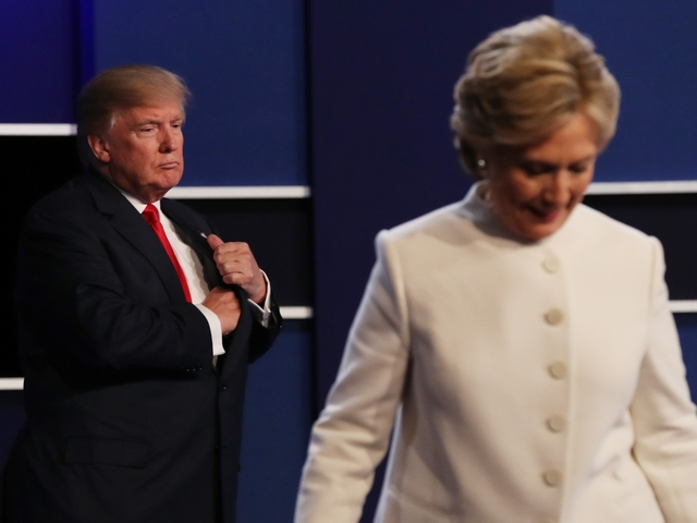 Watch Donald Trump say Hillary Clinton's email scandal is 'worse than Watergate'
