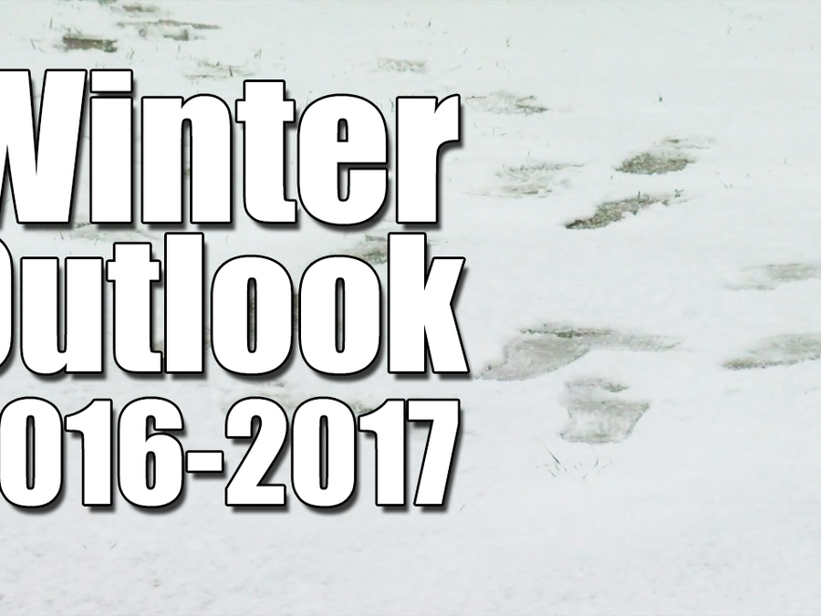 Winter Weather Forecast 2016-2017
