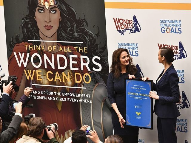 UN Controversially Names Wonder Woman As Honorary Ambassador