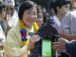 1st woman to climb Everest, Junko Tabei, dies