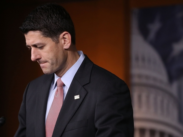 Paul Ryan Has Lost A Lot Of Popularity Among Republicans
