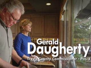 Local political ad goes for humor over attacks