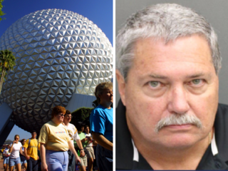 Man caught with loaded gun at Disney World
