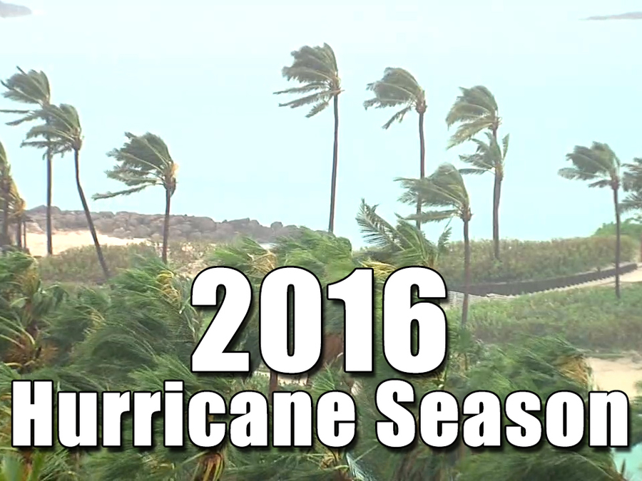 2016 Atlantic Hurricane Season Recap