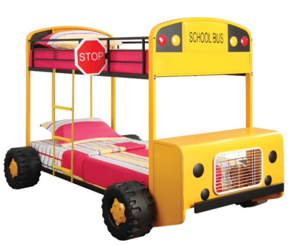 Your Kids Will Love These 5 Unique Beds