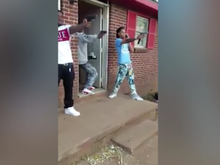 Alabama cops arrest 2 after mannequin challenge