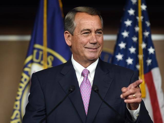 John Boehner Still Doesn't Miss Working In Politics