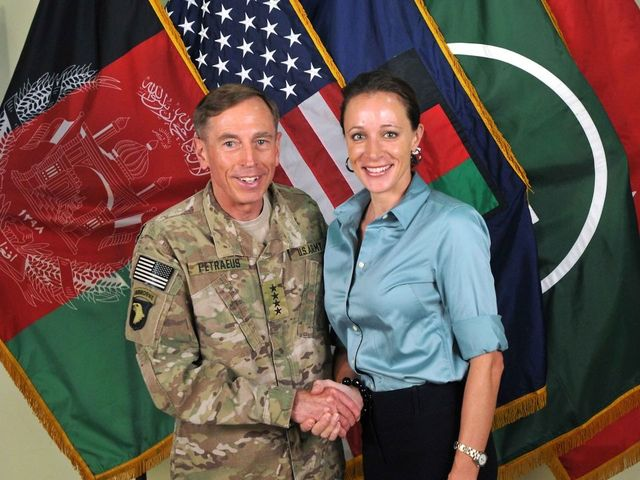 Paula Broadwell Wants To Move On From Petraeus Affair