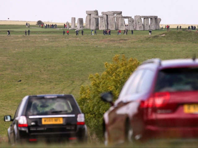 Stonehenge Might Get An Underground Tunnel For Cars ...