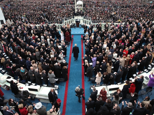 Millions Actually Watched The Inauguration, Just Not From The Ground