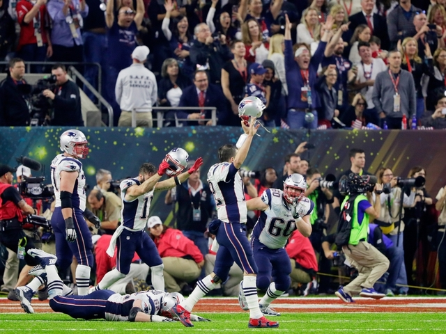 The Patriots Have Won Their 5th Super Bowl
