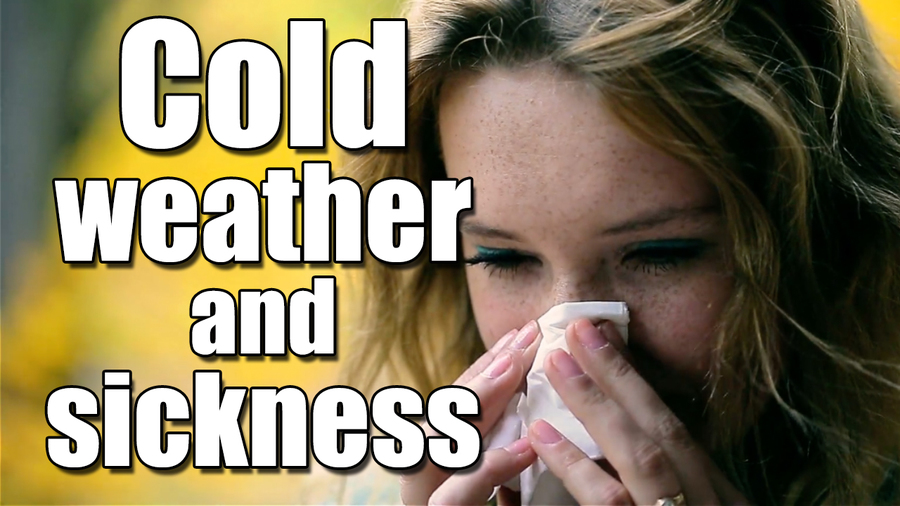 5 reasons you-re sicker in cold weather