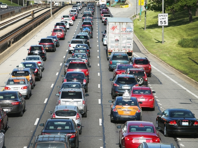 Traffic's Costing You More Than You Think, Especially In These Cities