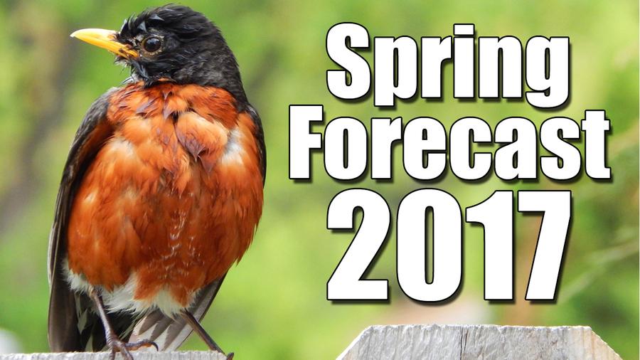 Spring Forecast 2017