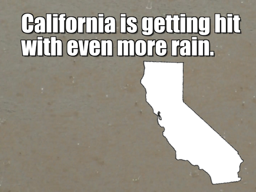 California-s drought to flooding in less than a year