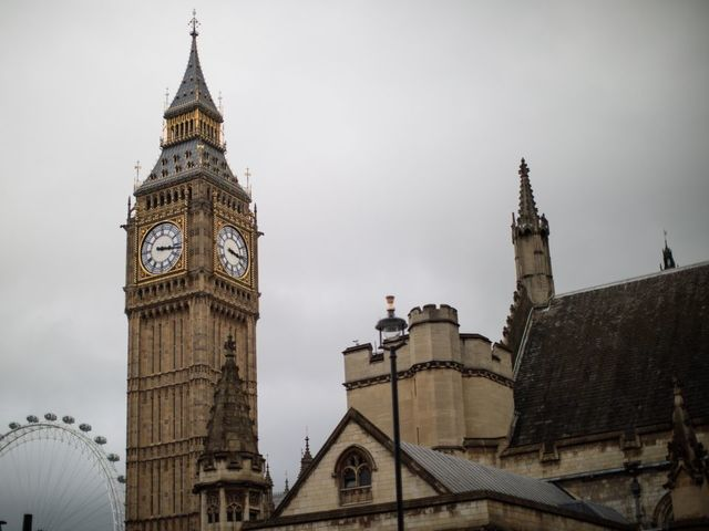 Britain's Parliament Building Needs A Renovation — But At What Cost?