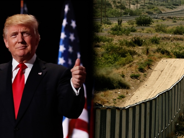 Homeland Security Is Almost Ready For Border Wall Design Proposals