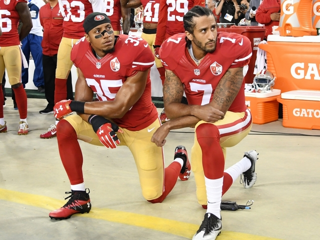 Colin Kaepernick Might Give Up His National Anthem Protest