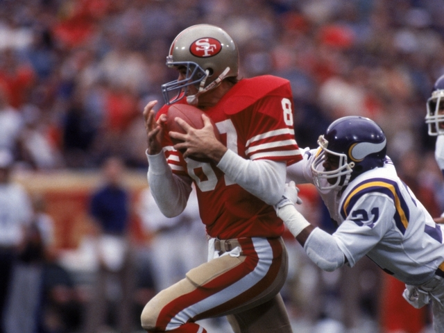 Dwight Clark 'Suspects' Playing In The NFL Gave Him ALS