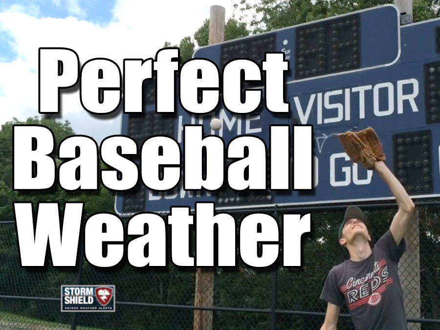 Perfect Baseball Weather