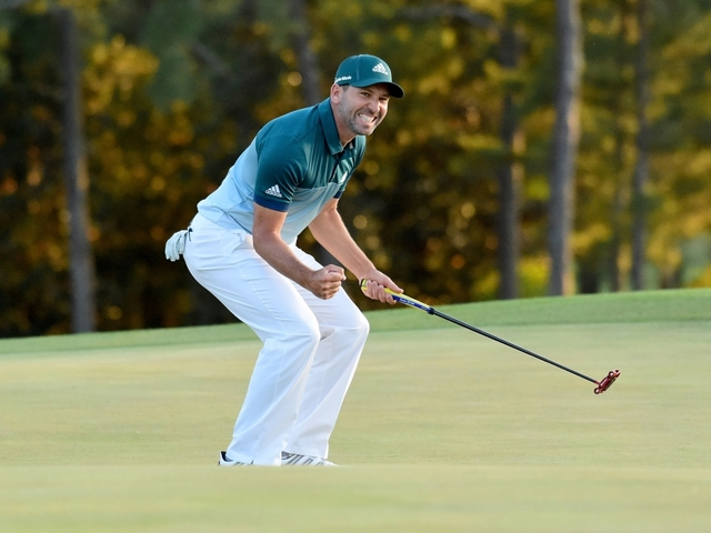 It Only Took 18 Years, But Sergio Garcia Won His First PGA Major